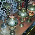 Brothel Lamps....but all set on Red!!