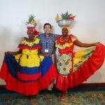 Admirando la tradición Colombiana