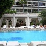 A piscina mais linda do Rio