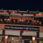 Café de France- Marrakech