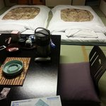 ryokan bed
