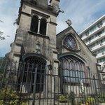 Gothic style church - Nstra Sra de Lourdes