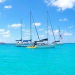 Sail at Icaco's