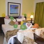 Premier Room Decor for honeymoon couples