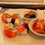 Sushi from Breakfast
