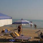 Da Mario e Stefano la spiaggia