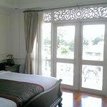 Deluxe room, lovely decent room