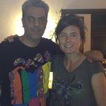 Vikram and Jen