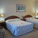 Presidential Bed Room