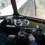 Controls of GWR Railcar 22