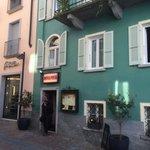 Das hübsche Hotel Antica Posta