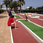 Mini club golf day :)