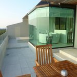 Our Panoramic Suite Balcony