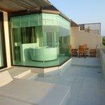 1 Bedroom Panoramic Suite Balcony