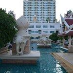 Zwembad 1 en Hotel