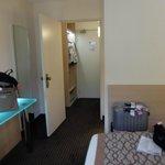 ホテル アポジア ニース ・・・内ドアにびっくり