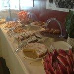 Buffet colazione (parte)