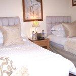 Room 1- 1st Floor - Twin En-Suite
