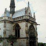 Amboise chapel Saint Hubert