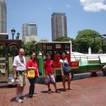 Tourist Train in Rizal Park - 50 Peso pp -