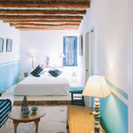Marabout Suite, double bed room