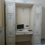 wardrobe/desk