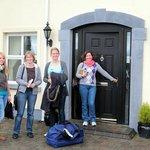 German travelers we met there