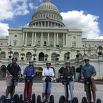 McGlades in DC on Segways!