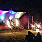 Fire Dancers @ Da Loose