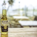 Enjoy an ice cold Corona whilst soaking up the sun.