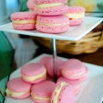 Macaroons...yup! These guys are just amazing people!