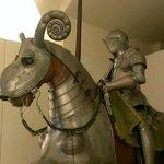Armadura de la colección de la Casa Ducal de Medinaceli.