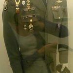 Uniforme de paracaidista del Ejército de Tierra español.