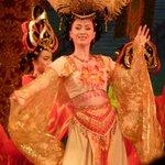 musique et danses da la dynastie Tang