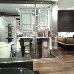 I'm in Urban Hotel Madrid