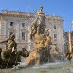 Fountain & Piazza Archimede
