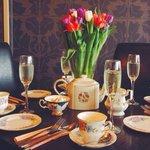 Champagne High Tea