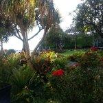 le jardin où prendre petit déjeuner, diner ou apéro