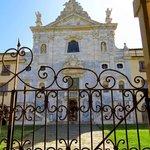 Cancelli ingresso Certosa