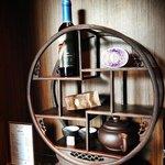 Tea Mini Bar in the room