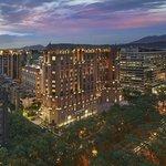 酒店外觀 Exterior of Mandarin Oriental, Taipei (98776488)