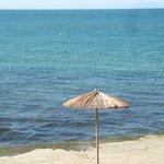 Vista Spiaggetta di front Ristorante