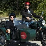 Sidecar Tour in Barcelona
