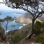 East coast from Terra Cha