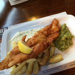 Lovley fish and chips