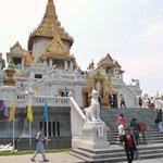 Wat Traimit view