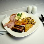 Foxhills Full English