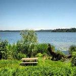 Lake Varese bicycle trail