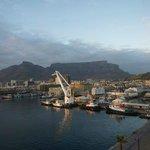 Table Mountain is stunning!