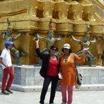 At Wat Phra Kaew